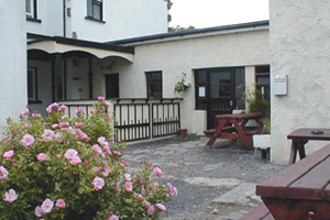 the valley house hostel and bar achill island