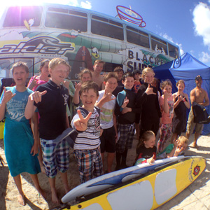 Blackfield surf school et surf shop