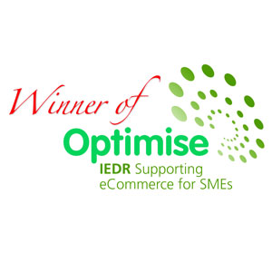 Loveachill.ie wins IEDR Optimise award.